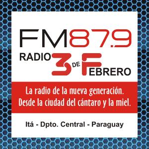 Radio 3 de Febrero de la ciudad de Itá