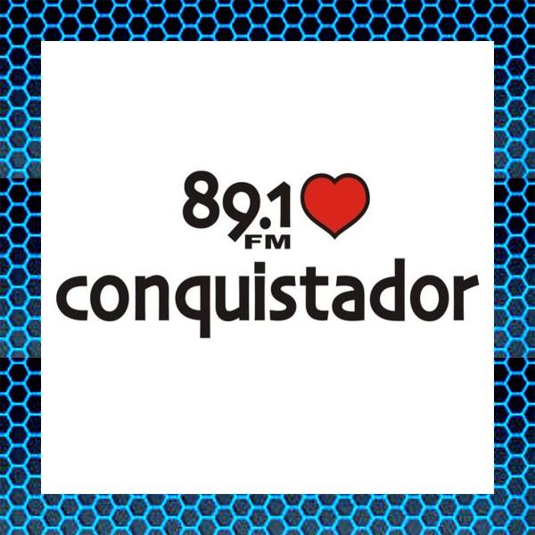 Radio Conquistador FM 89.1 de Asunción Paraguay