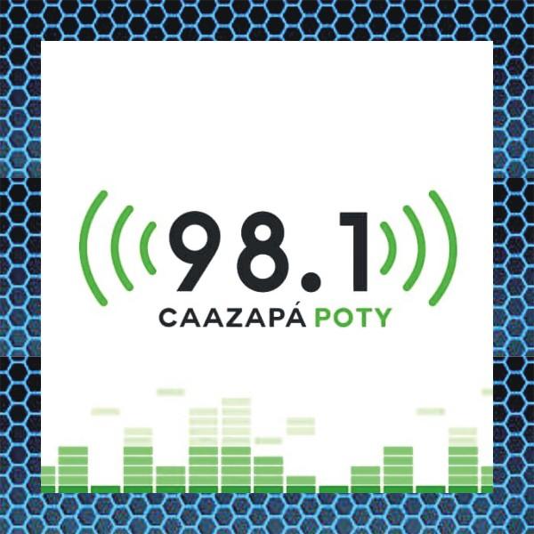 Caazapá Poty FM 98.1