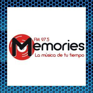 97.5 FM Memories Paraguay