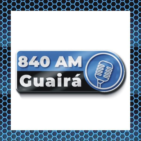 Radio Guairá AM 840 de Villarrica Paraguay